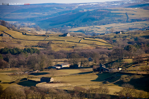 A View Across the Dales | By Jesse Ward Stephen for Living Exposed