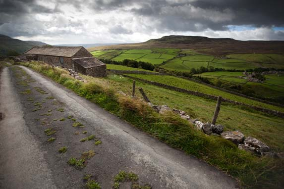 From Exposure: England, the Yorkshire Dales